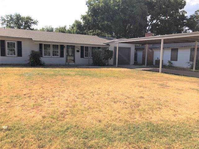 3264 Grand Avenue, Abilene, TX 79605 (MLS #14164982) :: The Good Home Team