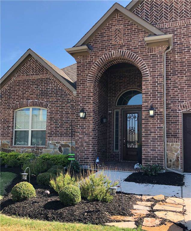 740 Fireside Drive, Little Elm, TX 76227 (MLS #14167764) :: Tenesha Lusk Realty Group