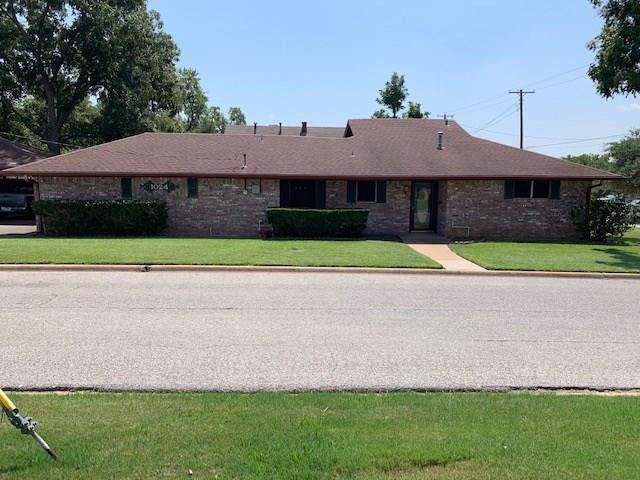 1024 W Pecan Street, Sherman, TX 75092 (MLS #14171865) :: Lynn Wilson with Keller Williams DFW/Southlake
