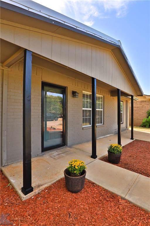 3609 Duke Lane, Abilene, TX 79602 (MLS #14179438) :: Century 21 Judge Fite Company