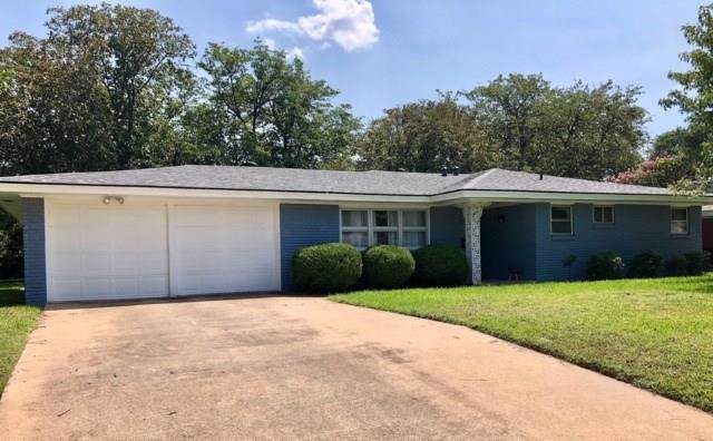 5645 Wharton Drive, Fort Worth, TX 76133 (MLS #14183044) :: RE/MAX Landmark