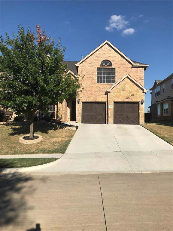 4816 King Harbor Court, Grand Prairie, TX 75052 (MLS #14183950) :: Van Poole Properties Group