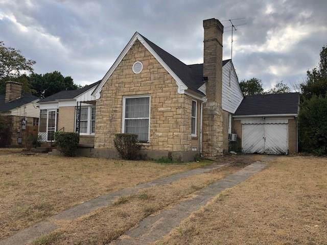 619 N Oak Cliff Boulevard, Dallas, TX 75208 (MLS #14204956) :: Lynn Wilson with Keller Williams DFW/Southlake