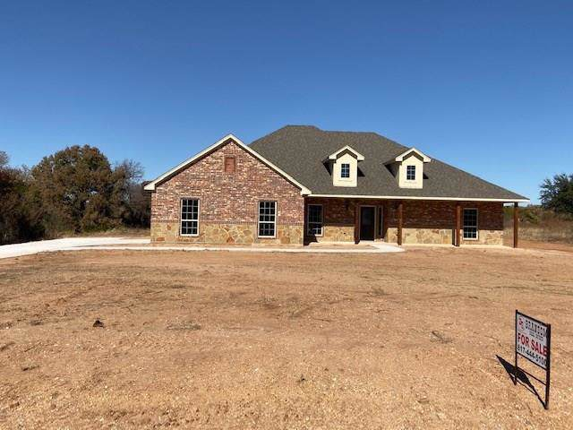 236 Cottongame Road, Weatherford, TX 76088 (MLS #14214737) :: RE/MAX Pinnacle Group REALTORS
