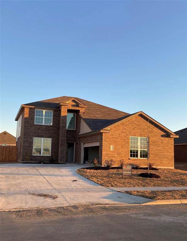 1701 Christian Road, Ennis, TX 75119 (MLS #14215890) :: Potts Realty Group