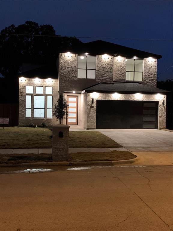 4007 Abilene Street, Dallas, TX 75212 (MLS #14216410) :: RE/MAX Town & Country