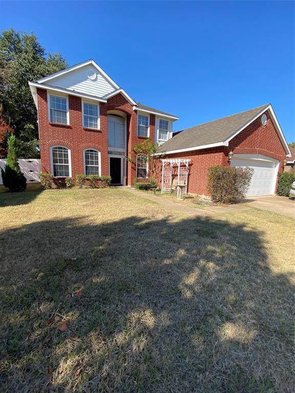 4201 Scotland Drive, Grand Prairie, TX 75052 (MLS #14217484) :: Ann Carr Real Estate