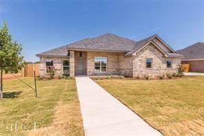 2301 Savanah Oaks Bend, Abilene, TX 79602 (MLS #14222347) :: RE/MAX Town & Country