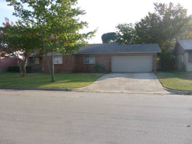 913 Marlene Drive, Everman, TX 76140 (MLS #14224467) :: All Cities Realty