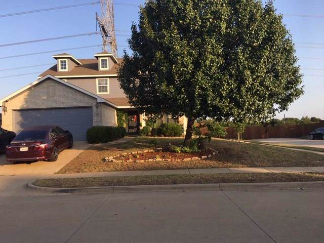281 Kennedy Drive, Crowley, TX 76036 (MLS #14230170) :: Keller Williams Realty