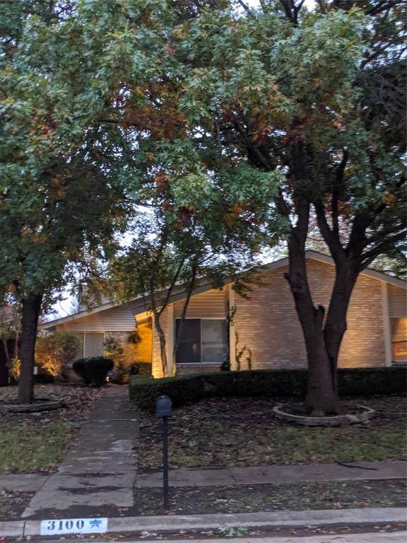 3100 Raintree Drive, Plano, TX 75074 (MLS #14232122) :: Hargrove Realty Group