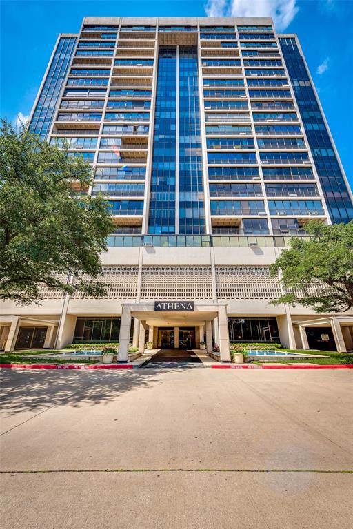 6335 W Northwest Highway #915, Dallas, TX 75225 (MLS #14241155) :: The Mitchell Group