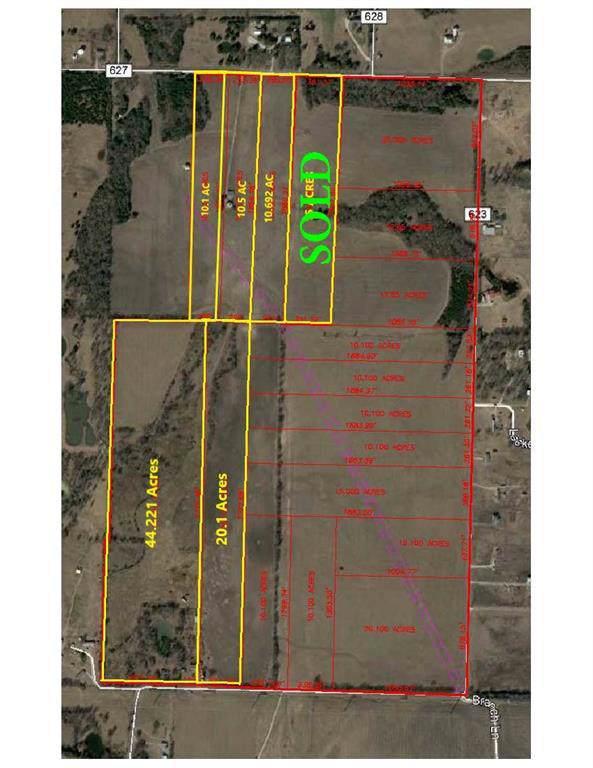 8021 County Road 623 #1, Farmersville, TX 75442 (MLS #14268875) :: The Kimberly Davis Group