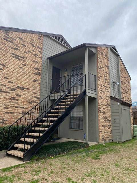5335 Bent Tree Forest Drive #240, Dallas, TX 75248 (MLS #14280200) :: Front Real Estate Co.