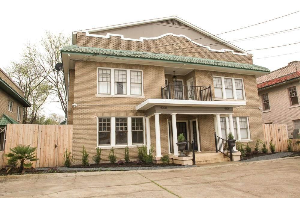 4306 Gaston Avenue - Photo 1
