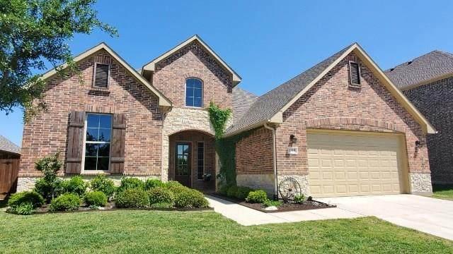 1318 Bateman Lane, Celina, TX 75009 (MLS #14298539) :: The Heyl Group at Keller Williams