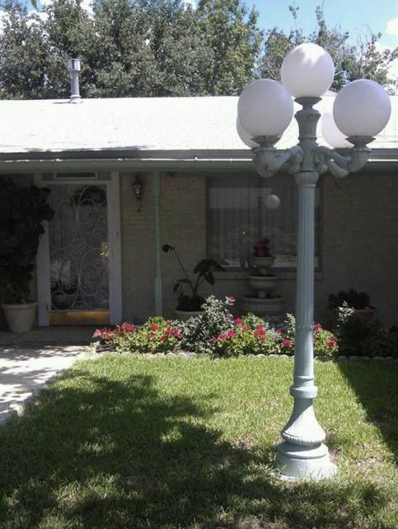 1406 W Elliott Street, Breckenridge, TX 76424 (MLS #14307623) :: The Kimberly Davis Group