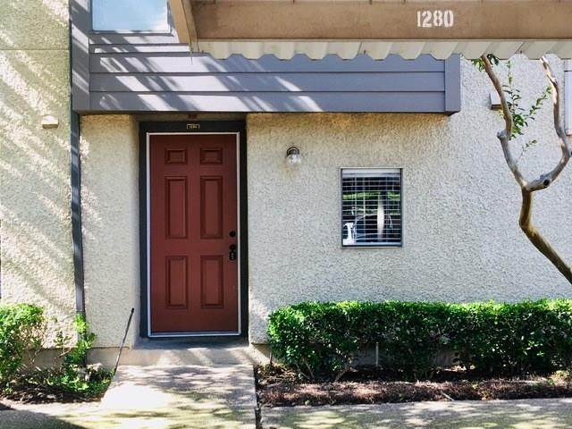 4557 N O Connor Road #1280, Irving, TX 75062 (MLS #14315422) :: Hargrove Realty Group
