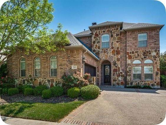 2500 Case Castle Court, Lewisville, TX 75056 (MLS #14319741) :: The Hornburg Real Estate Group