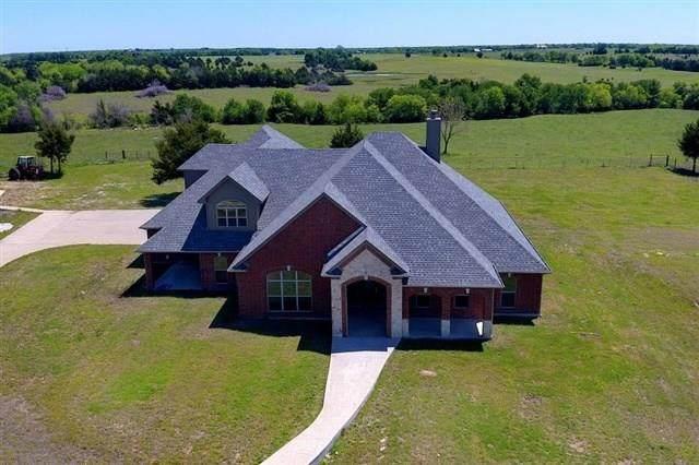 5687 County Road 1094, Celeste, TX 75423 (MLS #14323744) :: Team Hodnett