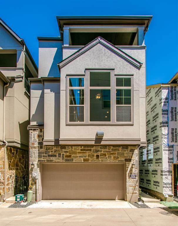 5152 Brickellia Drive, Dallas, TX 75209 (MLS #14325571) :: The Hornburg Real Estate Group