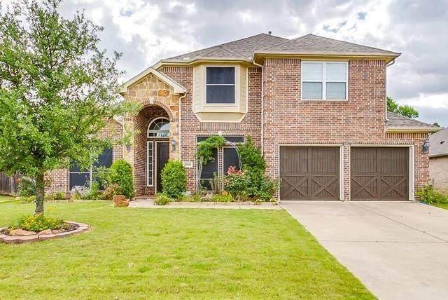1010 Bell Oak Drive, Kennedale, TX 76060 (MLS #14351037) :: The Rhodes Team