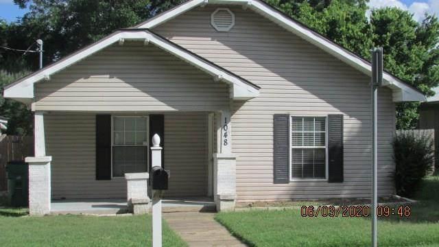 1048 W Mcneil Street, Stephenville, TX 76401 (MLS #14357270) :: The Welch Team