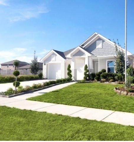 121 Spring Creek Lane, Terrell, TX 75160 (MLS #14357471) :: The Mitchell Group