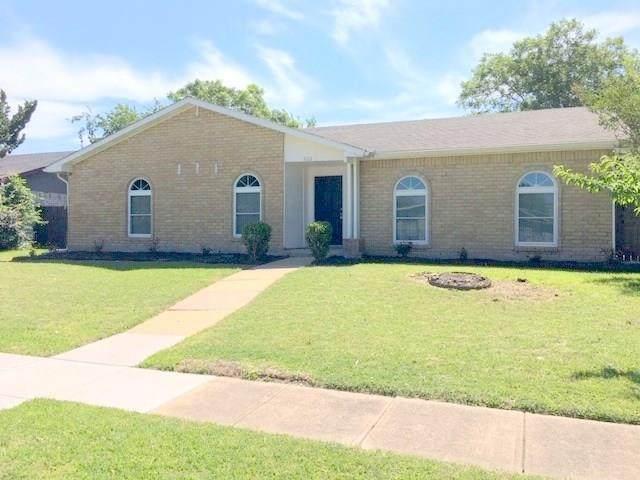 2122 Courtland Circle, Carrollton, TX 75007 (MLS #14359990) :: The Rhodes Team
