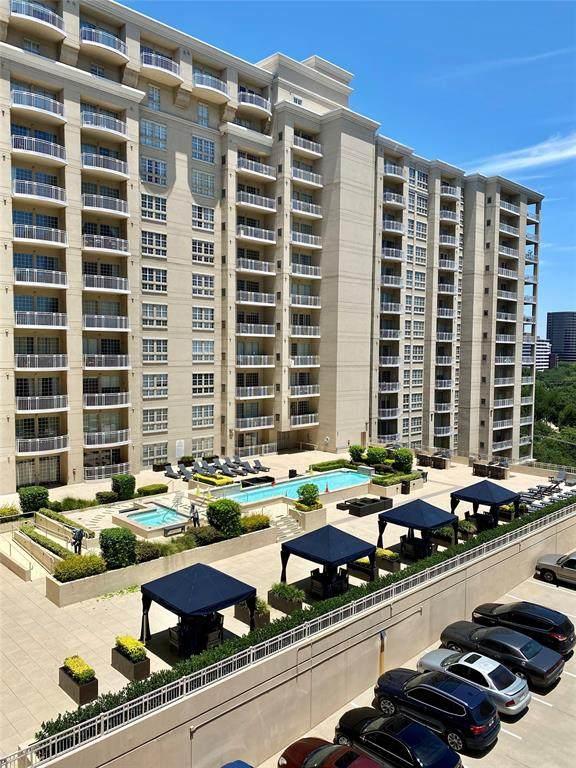 3225 Turtle Creek Boulevard #811, Dallas, TX 75219 (MLS #14360946) :: The Mauelshagen Group