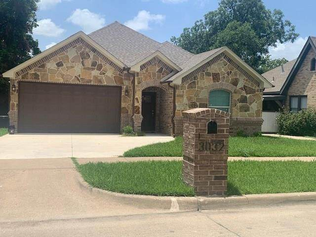 3032 James Avenue, Fort Worth, TX 76110 (MLS #14371996) :: The Mitchell Group