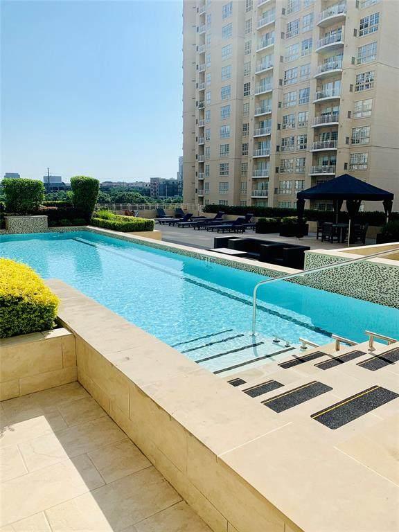 3225 Turtle Creek Boulevard #136, Dallas, TX 75219 (MLS #14385664) :: Front Real Estate Co.