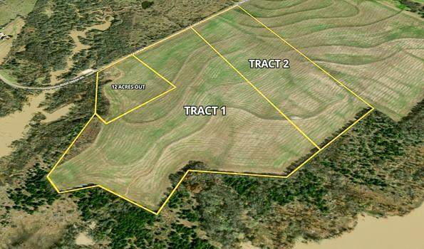 Tract 2 Buck Creek Road, Tioga, TX 76271 (MLS #14391502) :: The Rhodes Team