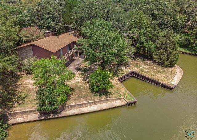152 First Oak Drive, Enchanted Oaks, TX 75156 (MLS #14393640) :: The Chad Smith Team