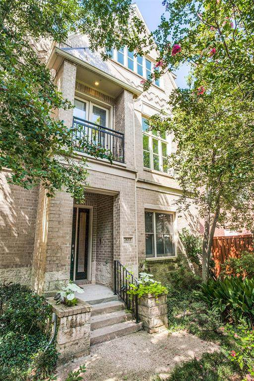 2833 Thomas Avenue, Dallas, TX 75204 (MLS #14401406) :: The Heyl Group at Keller Williams
