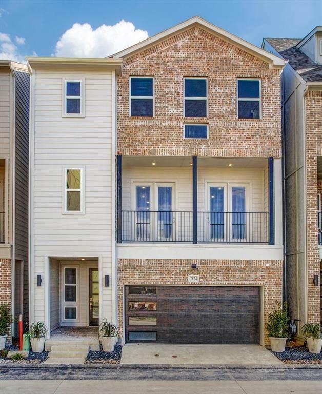 2545 El Camino Lane, Dallas, TX 75212 (MLS #14404443) :: Trinity Premier Properties