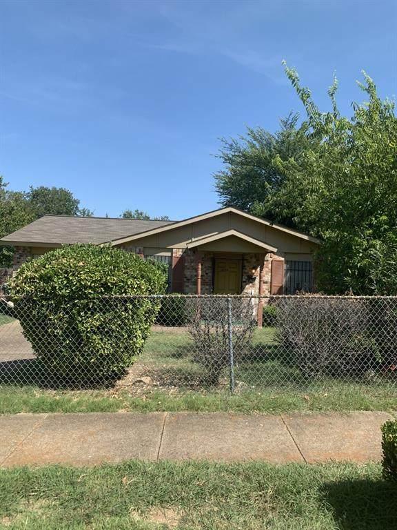 4159 Clark College Drive, Dallas, TX 75241 (MLS #14409938) :: The Heyl Group at Keller Williams