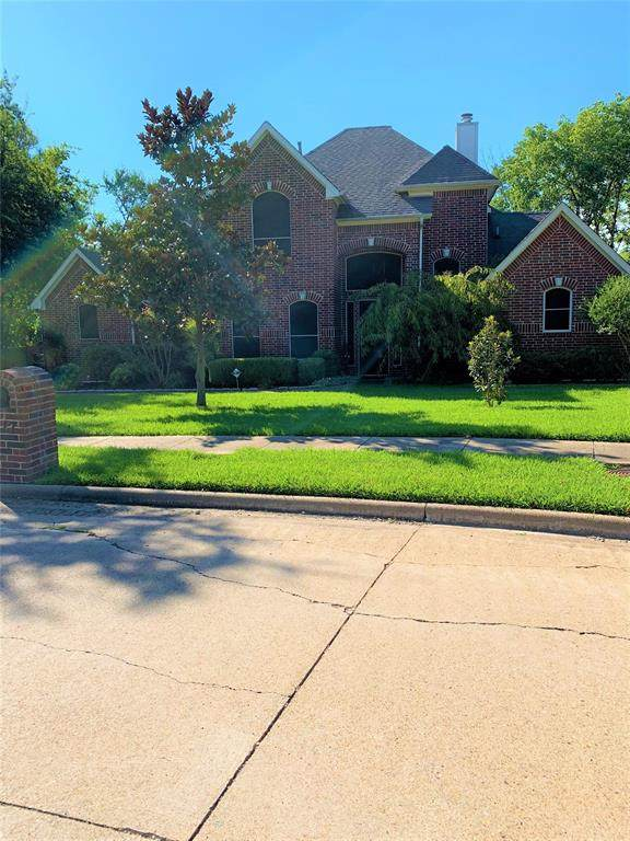 817 Norton Drive, Mesquite, TX 75149 (MLS #14411325) :: The Hornburg Real Estate Group