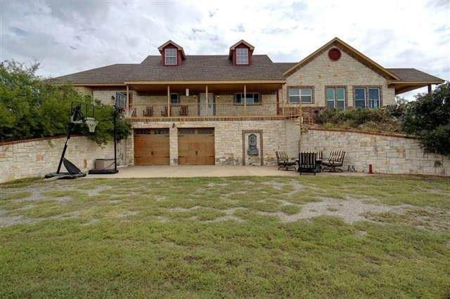 330 Country Place Road, Weatherford, TX 76087 (MLS #14420617) :: Team Hodnett