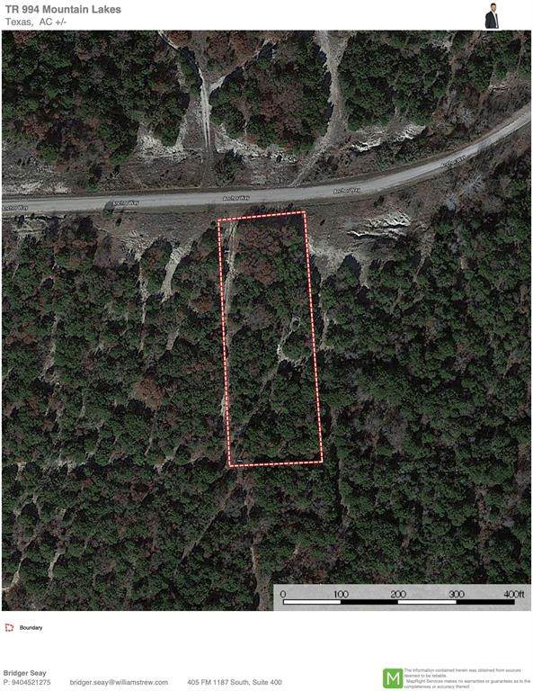 TR 994 Anchors Way, Bluff Dale, TX 76433 (MLS #14423228) :: Team Hodnett
