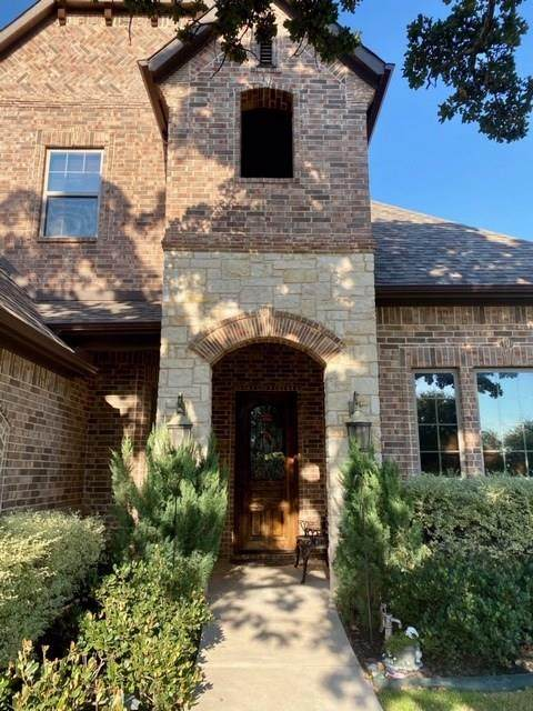 1505 Briar Crossing Drive, Decatur, TX 76234 (MLS #14423297) :: The Tierny Jordan Network