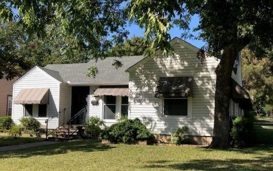 4900 Birchman Avenue, Fort Worth, TX 76107 (MLS #14424983) :: ACR- ANN CARR REALTORS®