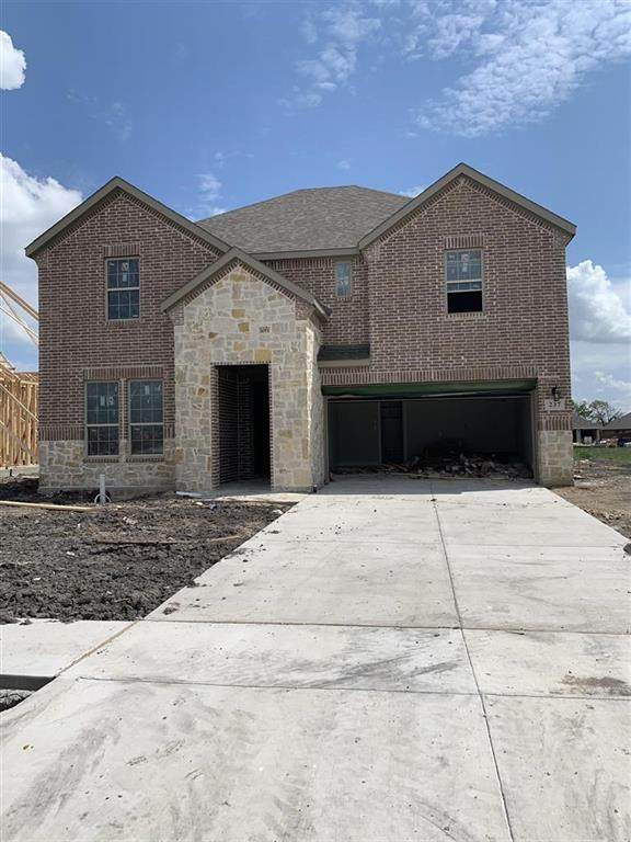 237 Sequoia Drive, Forney, TX 75126 (MLS #14428174) :: The Tierny Jordan Network