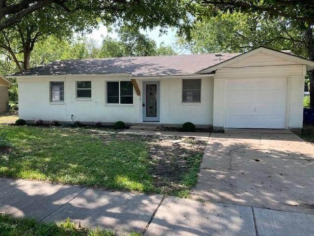 6328 Dream Lane, Watauga, TX 76148 (MLS #14430617) :: Justin Bassett Realty