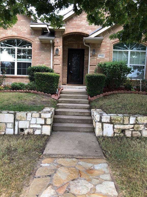 7708 Pleasant Valley Trail, Mckinney, TX 75070 (MLS #14433687) :: RE/MAX Landmark