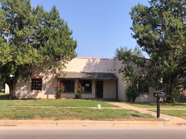 744 Hickory Street, Colorado City, TX 79512 (MLS #14440320) :: The Mauelshagen Group