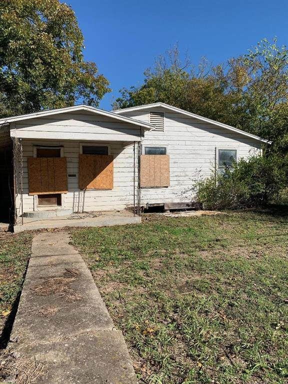 424 W 12th Street, Bonham, TX 75418 (MLS #14462420) :: Real Estate By Design
