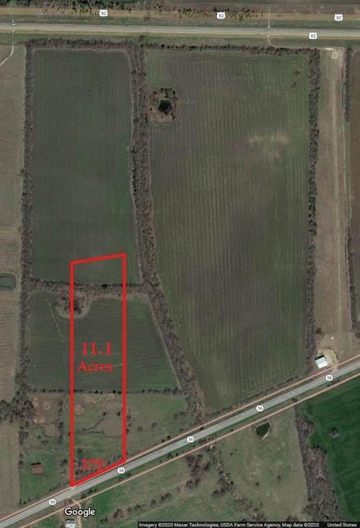 TRACT-4 E Hwy 56, Honey Grove, TX 75446 (MLS #14462786) :: The Kimberly Davis Group