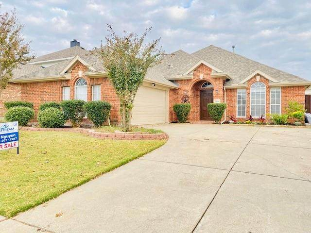 1334 Kingsley Drive, Allen, TX 75013 (#14475720) :: Homes By Lainie Real Estate Group