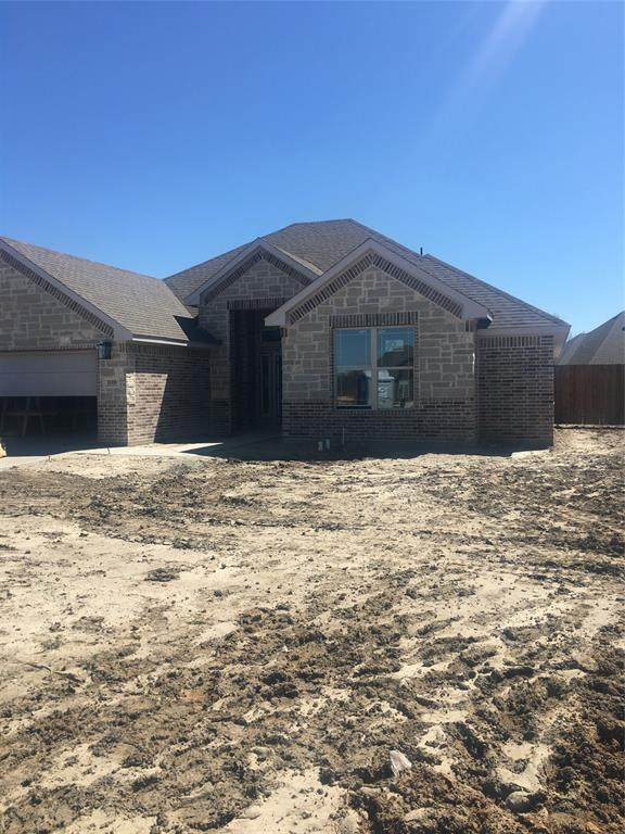 109 Bent Creek Court, Cleburne, TX 76033 (MLS #14496444) :: The Chad Smith Team